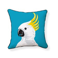 <strong>Naked Decor</strong> Cockatoo Pillow