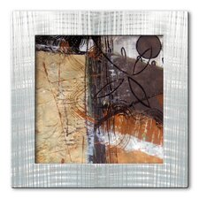 Stoic warmth Metal Wall Art