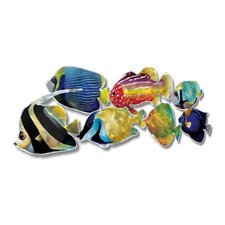 <strong>All My Walls</strong> Tropical Fish II Wall Décor
