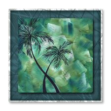 <strong>All My Walls</strong> Tropical Dance III Wall Art