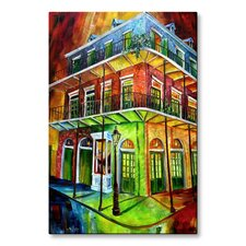 <strong>All My Walls</strong> AC Nawlins Rainbow Metal Wall Hanging