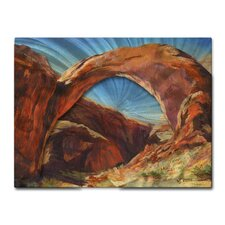 <strong>All My Walls</strong> Rainbow Arch Metal Wall Hanging