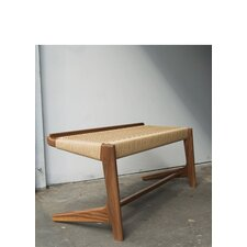 Rian Wooden Cantilever Bench