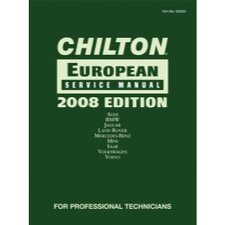 Chilton 2008 European Service Manual