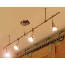 Monorail Straight Track Lighting Kit