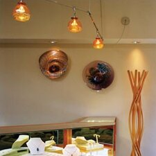 <strong>LBL Lighting</strong> Gelato 1 Light Mini Pendant