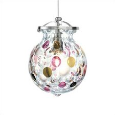 <strong>LBL Lighting</strong> Daisy 1 Light Mini Pendant