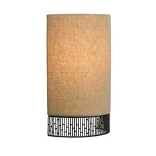 <strong>LBL Lighting</strong> Hollywood 1 Light Beach Wall Sconce