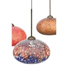 <strong>LBL Lighting</strong> Jelly 1 Light Mini Pendant