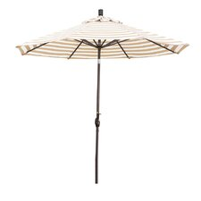 9' Solid Round Umbrella