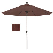 9' Crank Lift Umbrella