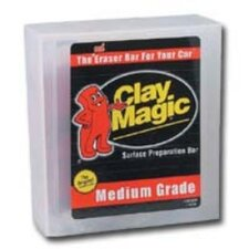 Clay Magic Red Medium Grade