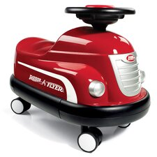 <strong>Radio Flyer</strong> Classic Bumper Push Car