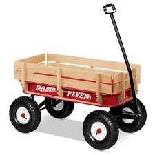 <strong>Radio Flyer</strong> All-Terrain Wagon Ride-On