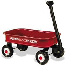 <strong>Radio Flyer</strong> Little Red Wagon