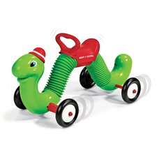 <strong>Radio Flyer</strong> The Inchworm Push Ride-On