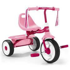 <strong>Radio Flyer</strong> Fold 2 Go Tricycle