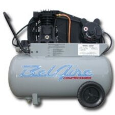 <strong>BelAire Compressors</strong> 20 Gallon Portable 2 HP Air Compressor