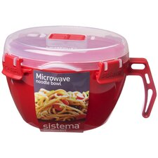 <strong>Sistema USA</strong> Microwavable Noodle Bowl