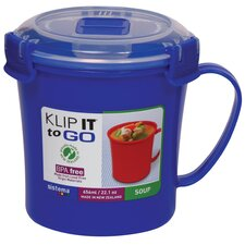 <strong>Sistema USA</strong> Klip It Soup Mug