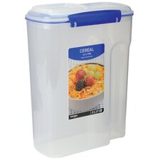 Klip It 142-Oz. Cereal Container