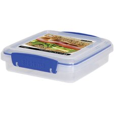 <strong>Sistema USA</strong> 15.2 Oz. Klip It Sandwich Box