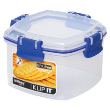 Klip It Cracker Container