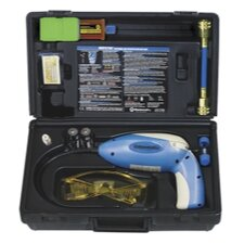 Heated Diode Electronic Leak Detector W/Uv Light