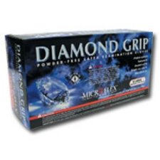 Glove Diamond Grip Xlarge 100 Box