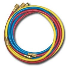 R134A Charging Hose Set 72 Inch (Set of 3)