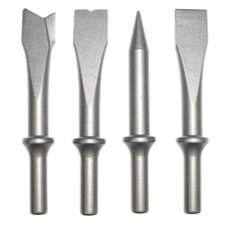 4Pc Chisel Set For Mtn7330 & Other Air Hammers