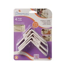 <strong>Dreambaby</strong> Angle Locks (Set of 4)