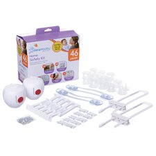 46 Piece Home Safety Value Pack