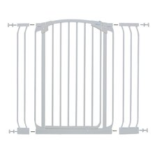 <strong>Dreambaby</strong> Madison Xtra Tall Swing Close Gate Extra Value Pack