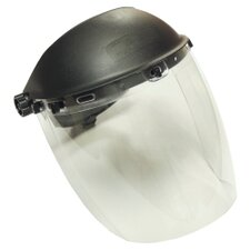 Face Shield Deluxe Clear