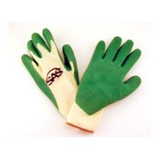 Lg Wrnkld Finish Latex Coatd Knit Gloves