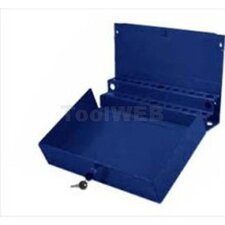 Locking Screwdriver Holder Blue