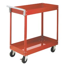 "Economy 17.5"" Wide Service Cart"