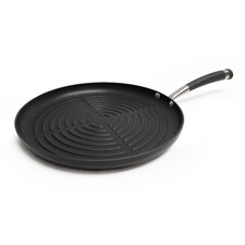 "Contempo 12"" Non-Stick Grill Pan"