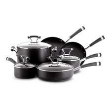 Contempo 10-Piece Cookware Set