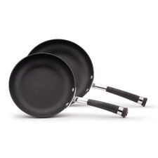 <strong>Circulon</strong> Contempo 2-Piece Non-Stick Skillet Set