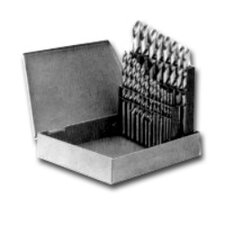 Bit Dri Set 21Pc Std Shank 1/16-3/8