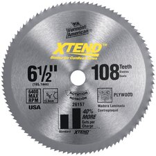"3-3/8"" XTEND™ Cordless Series Steel Circular Saw Blade For Wood"
