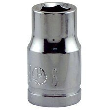 "9MM X 3/8"" Drive 6 Point Socket Metric SK9M"