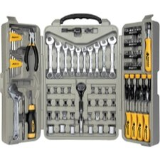 123 Piece Mechanic's Tool Set
