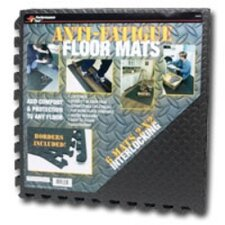Diamond Shape Anti-Fatigue Mats