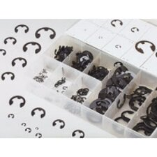 300 Pc E Clip Hardware Kit