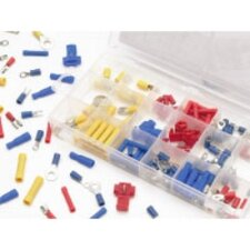 160 Pc Wire Terminal Assortment Kit