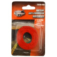2 Count Red & Green Anti-Corrosion Washers 989