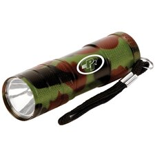 Camouflage High Output LED Flashlight